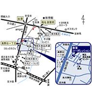アクセスマップ_イラスト